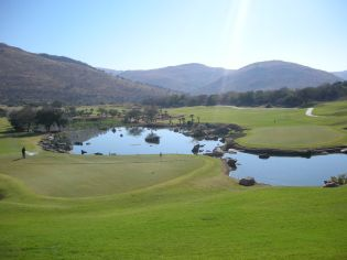 Bergriver Golf Club