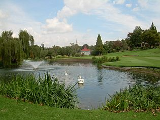 Villiersdorp Golf Club