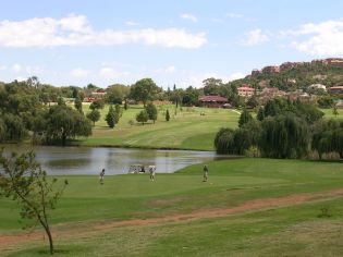 Weermag Defence Boland Golf Club