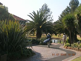 Monzi Golf Club (Durban North)