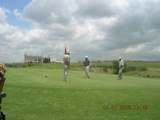 Port Shepstone Country Club (Natal South Coast)