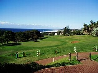 Scottburgh Golf Club (Natal South Coast)